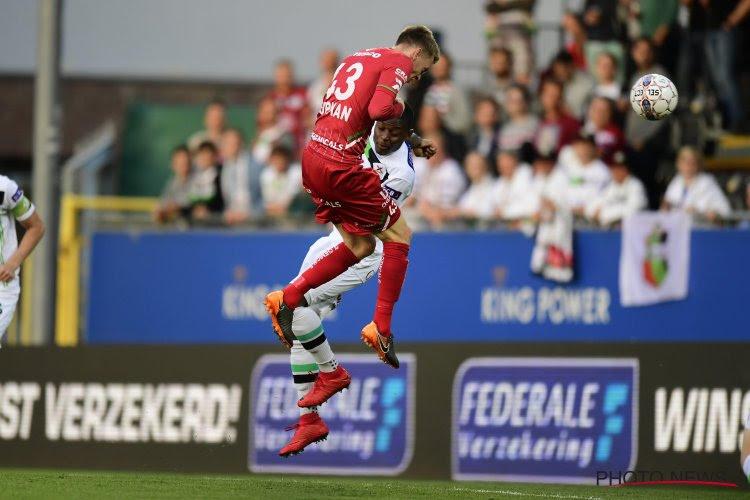 Sander Coopman avait le choix entre quatre clubs de Pro League, il a pris sa décision