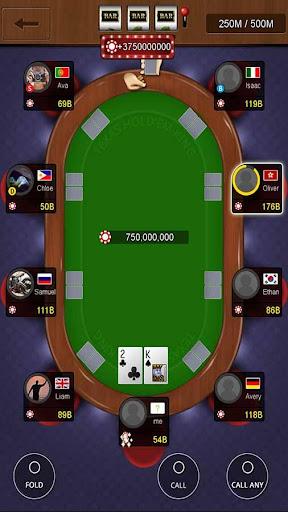 Texas holdem poker king 2019.11.06 Mod screenshots 3