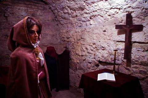 Photo: Підземна келія