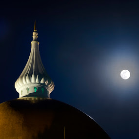 by Mohamad Sa'at Haji Mokim - Buildings & Architecture Places of Worship