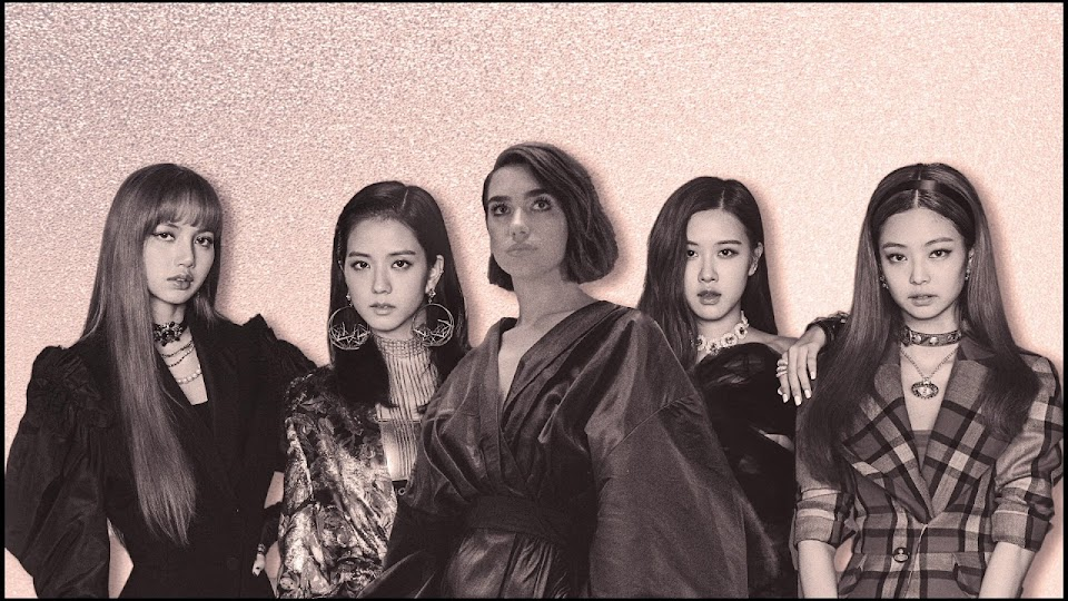 Dua-Lipa-BLACKPINK-Kiss-and-Make-Up-Official-Audio