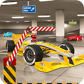 Formula 1 Car Parking Games 2017