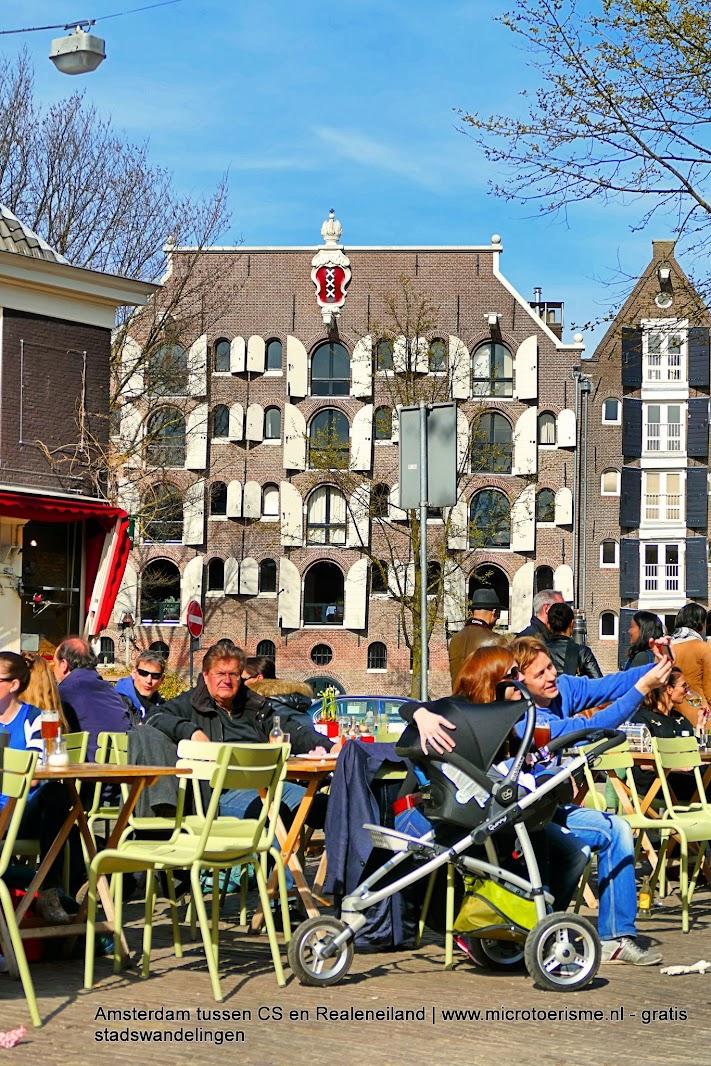 Aangeboden door: Stichting Microtoerisme InZicht Fotoblog Amsterdam Brouwersgracht 174 178 Slagthuis pakhuis