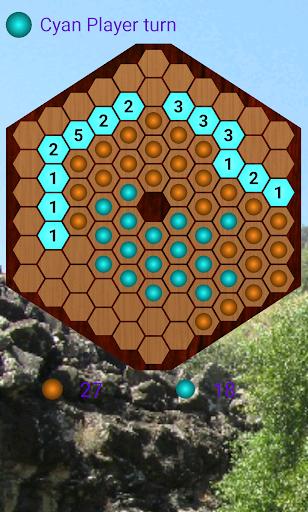 Reversi Hexagon