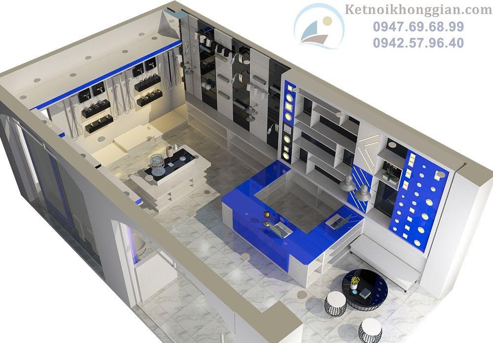 thiết kế cửa hàng thiết bị điện - thiết kế cửa hàng thiết bị vệ sinh