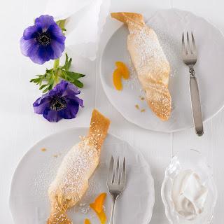 Aprikosenstrudel
