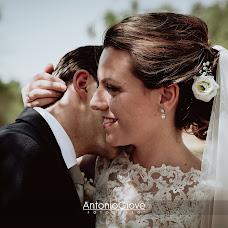 Wedding photographer Antonio Giove (AntonioGiove). Photo of 26.09.2018