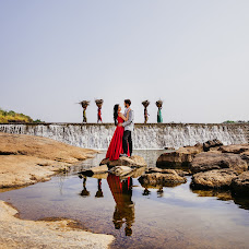 Wedding photographer Manish Patel (THETAJSTUDIO). Photo of 21.04.2018