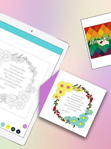 Bible Coloring - Bible Color by Number, Bible Game 20.0 screenshots 11