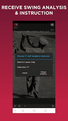 V1 Golf for Android  screenshot 3