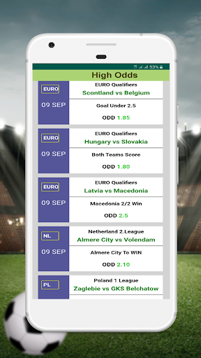 VIP Betting Tips - Expert Prediction 12.0 screenshots 5