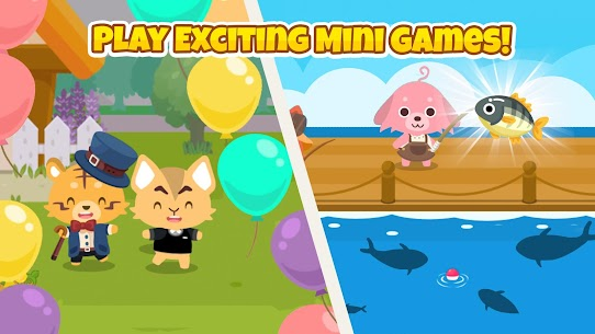 Happy Pet Story: Virtual Pet Game Mod Apk (Unlimited Money) 5