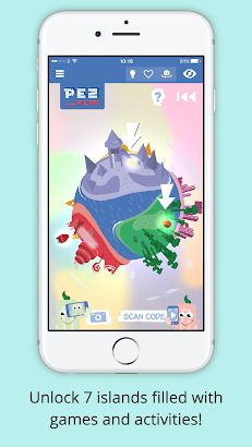PEZ Play screenshot