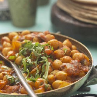 Chickpea Curry - In the Slow Cooker.