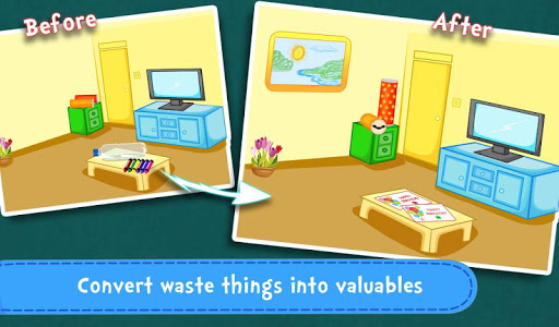 Trash Sorting - DIY Crafts Game 1.0.0 screenshots 3