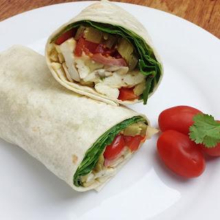 8 Layer Breakfast Burrito