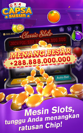 Capsa Susun Online:Poker Free screenshots 13