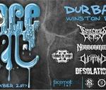 FaceMelt Fest 17 - DBN : The Winston Pub