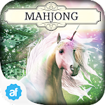 Hidden Mahjong: Unicorns