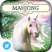 Hidden Mahjong: Unicorns