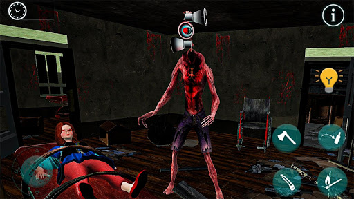 Siren Head Game: Horror Haunted Hospital 0.2 screenshots 6