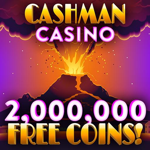 Cashman Casino - Free Vegas Slot Machines