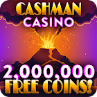 Cashman Casino - Free Vegas Slot Machines icon