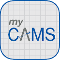 myCAMS Mutual Fund App icon