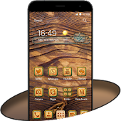 Wood Tree Theme