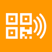 Wireless Barcode Scanner, Full  Icon