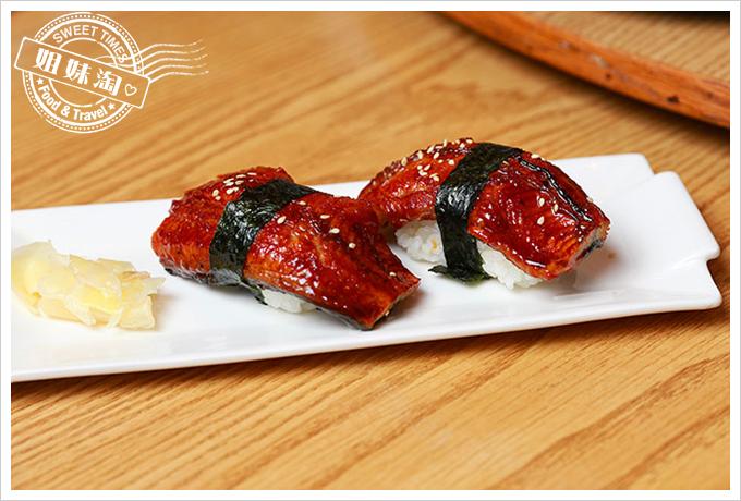 大手町日本料理鰻魚握壽司