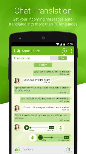 NEEO Free IM Chat Translator