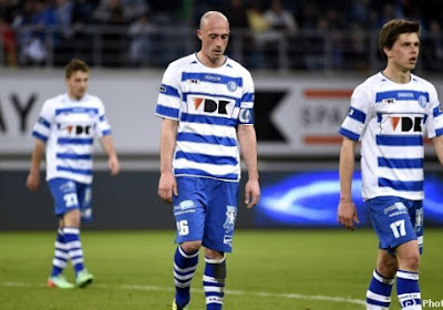 "Van Der Bruggen: ""Cela ne peut pas arriver"""