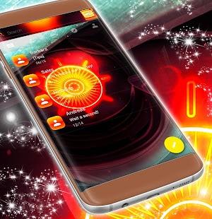 Unikátní téma SMS - náhled