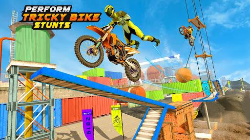 Trial Bike Racing Stunts : New Stunt Bike Games 3.9 screenshots 8