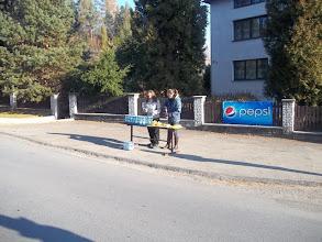 Zdjęcie: Punkt żywieniowy w Zimniku