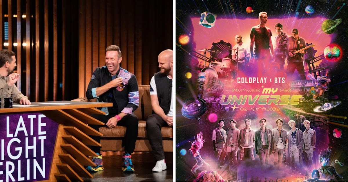Coldplay's Chris Martin And Will Champion Jump To BTS's Defense When German Interviewer Downplays Their Career