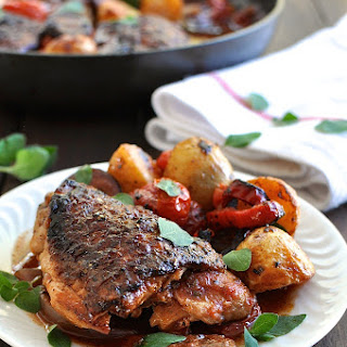 Chicken With Chorizo And Olives Recipes