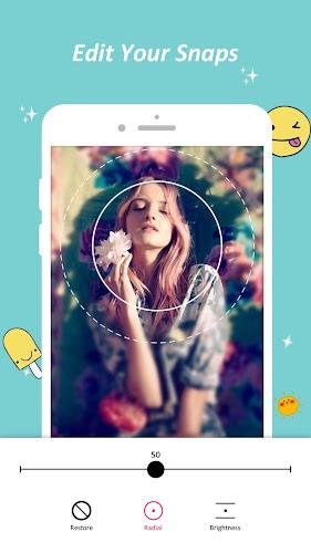 Cute Camera - Face Filter, Selfie Editor Android App Screenshot