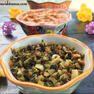 Hagalakai Palya / Bitter gourd Curry