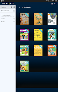 World Book eBooks- screenshot thumbnail