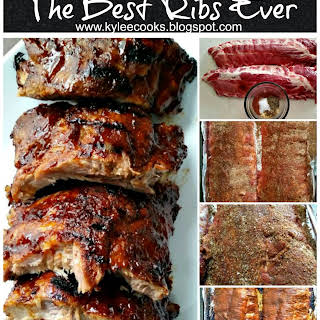 The Best Ribs Ever. Like, EVER..