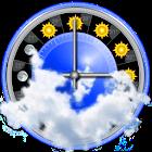 eWeather HDF - weather, alerts, radar, hurricanes icon