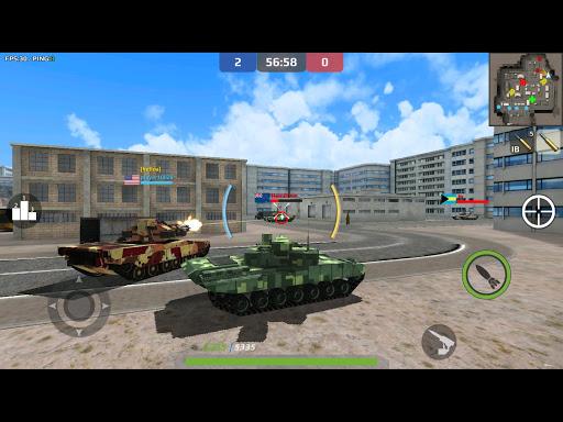 Armored War - Global PVP 2.0.38 screenshots 9