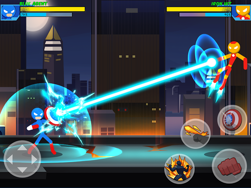 Stick Super: Hero screenshot 13