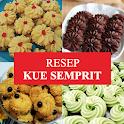 Resep Kue Semprit icon