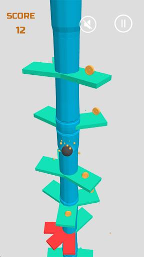 Helix Ball Jump 5.1 screenshots 3
