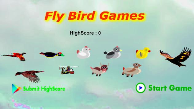 Fly Bird Game Online