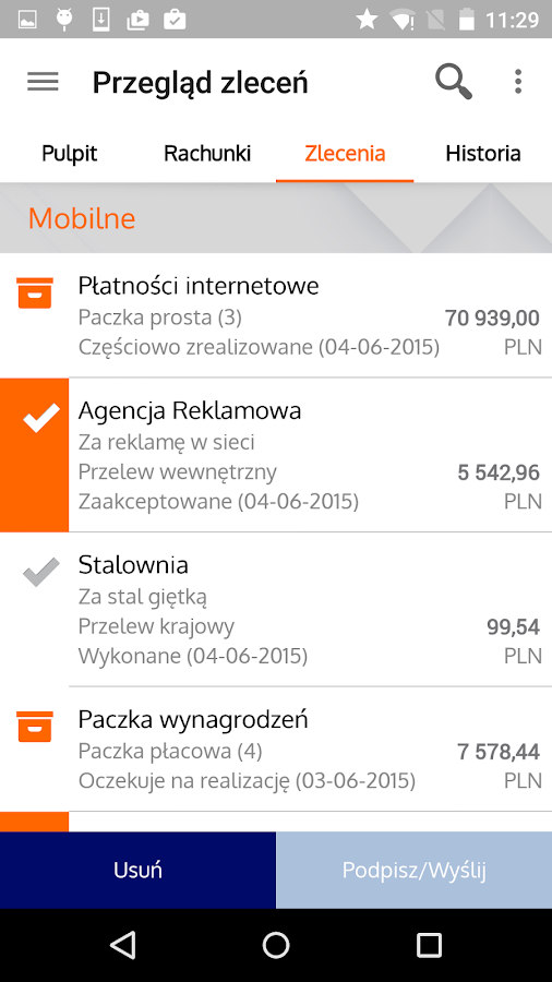 INGBusiness- screenshot