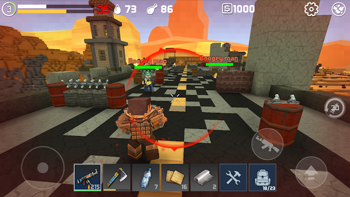 LastCraft Survival Screenshot Image